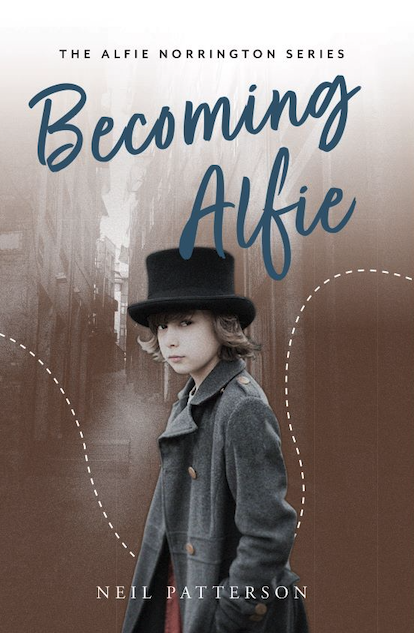 Neil Patterson's book Becoming Alfie Norrington