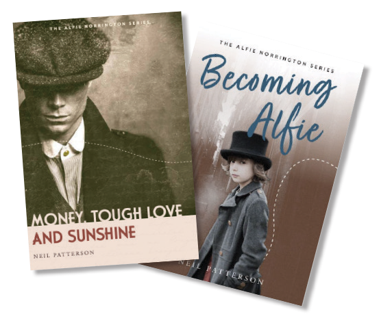 The First Two Books - The Alfie Norrington Series